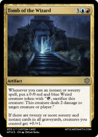 Tomb of the Wizard
