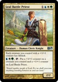 Leal Battle Priest