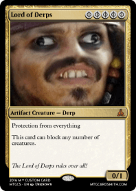 Lord of Derps