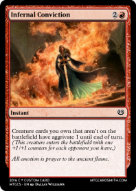 Infernal Conviction