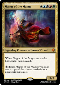 Magus of the Magus