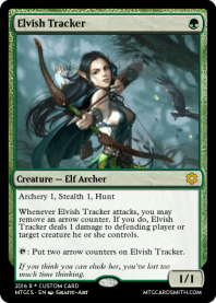 Elvish Tracker