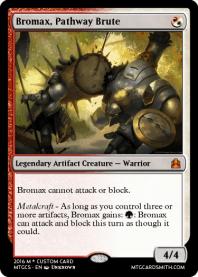 Bromax, Pathway Brute