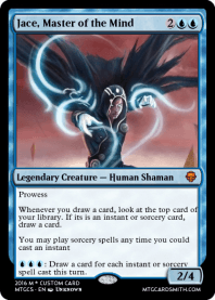Jace, Master of the Mind