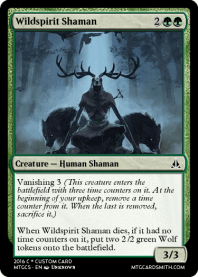 Wildspirit Shaman