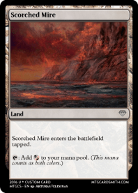 Scorched Mire