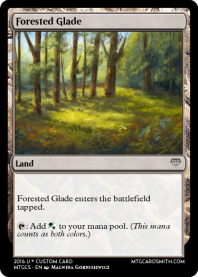 Forested Glade