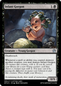 Infant Gorgon