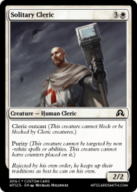 Solitary Cleric