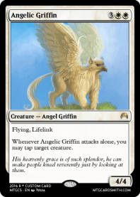 Angelic Griffin