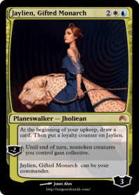 Jaylien, Gifted Monarch