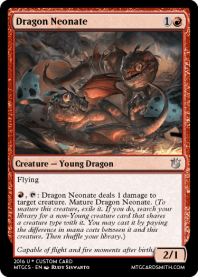 Dragon Neonate