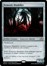 Demonic Mankiller