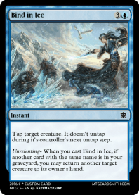 Bind in Ice