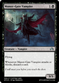 Manor-Gate Vampire