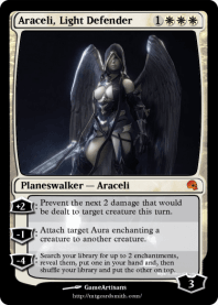 Araceli, Light Defender