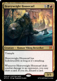 Heavyweight Housecarl