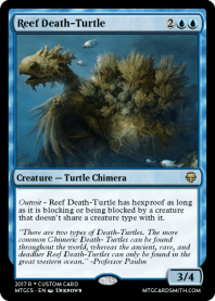 Reef Death-Turtle