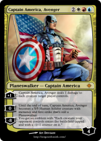 Marvel Of Champions By Mrgoofynoofy Mtg Cardsmith