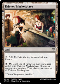 Thieves' Marketplace