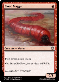 Blood Maggot