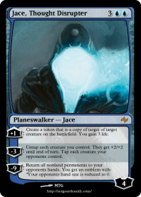 Jace, Thought Disrupter