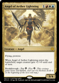 Angel of Aether Lightning