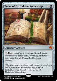 Tome of Forbidden Knowledge