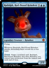Rudolph, Red-Nosed Reindeer