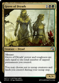 Grove of Dryads