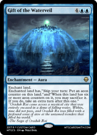 Gift of the Waterveil