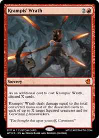 Krampis' Wrath