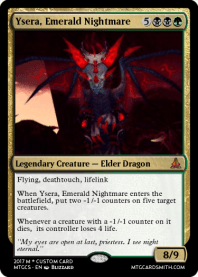 Ysera, Emerald Nightmare