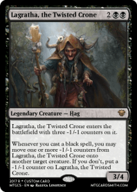 Lagratha, the Twisted Crone