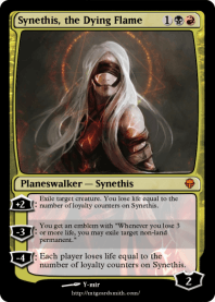 Synethis, the Dying Flame