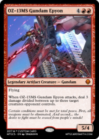 OZ-13MS Gundam Epyon