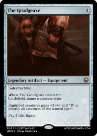 The Grudgeaxe