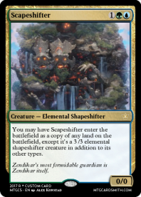 Scapeshifter