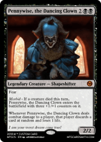 Pennywise, the Dancing Clown
