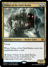Virlinx of the Dark Realm