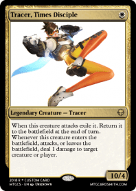 Tracer, Times Disciple