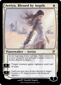 Avelyn, Blessed by Angels