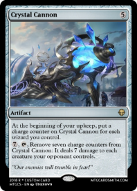 Crystal Cannon