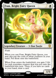 Fran, Bright Fairy Queen