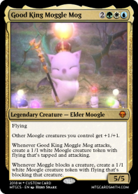 Good King Moggle Mog