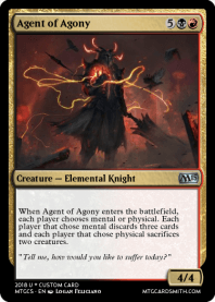 Agent of Agony