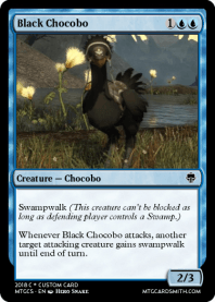 Black Chocobo