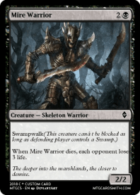 Mire Warrior