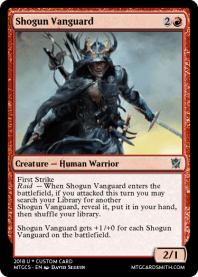 Shogun Vanguard