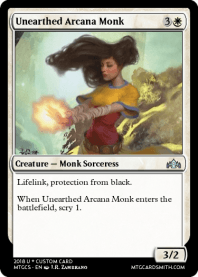 Unearthed Arcana Monk